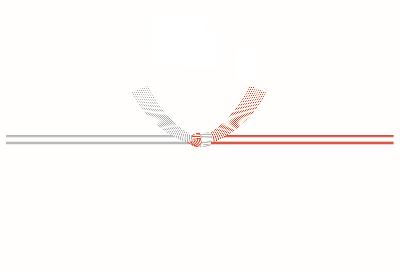 結びきり 熨斗なし 熨斗